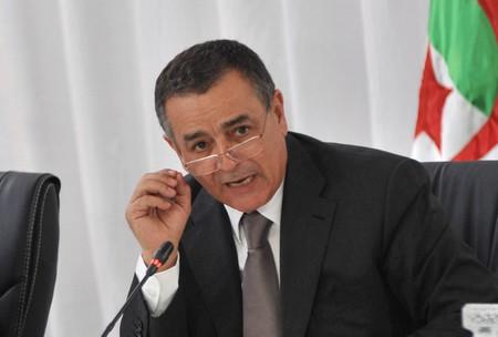 Le ministre de l'Industrie, Abdesselam Bouchouareb. New Press