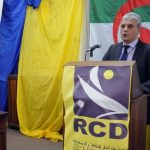 Mohsen Belabbès, président du RCD. New Press