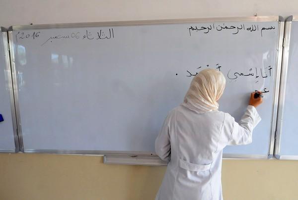 La langue arabe a failli, en raison de sa diabolique et criminelle instrumentation à des fins idéologiques, à sa mission. New Press