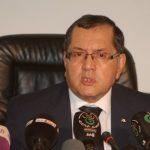 Le ministre de l'Energie, Noureddine Boutarfa. New Press