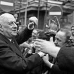 Le général de Gaulle. D. R.
