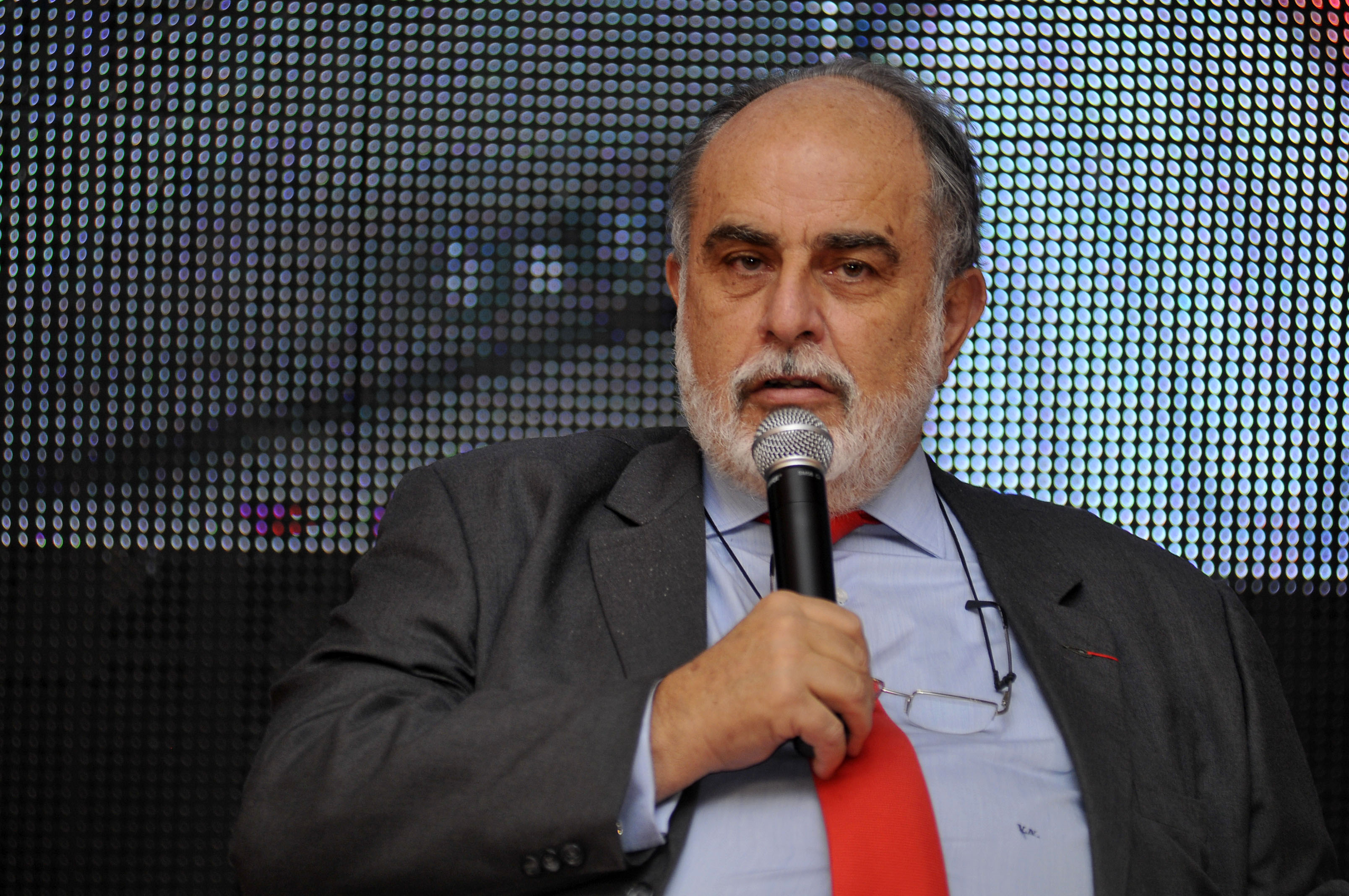 Le président exécutif de Djezzy, Vincezo Nesci. New Press