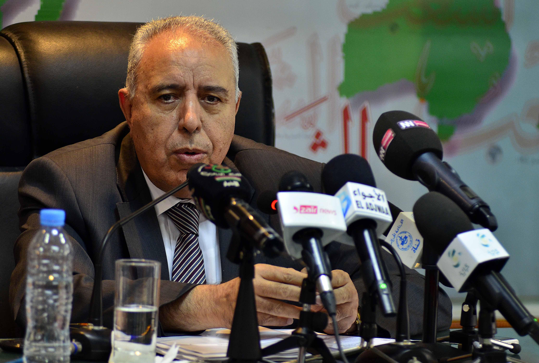 Mohamed El-Ghazi. New Press