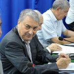 Vue de la réunion de l'Icso à Alger. New Press