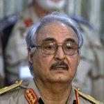 Khalifa Haftar. D. R.