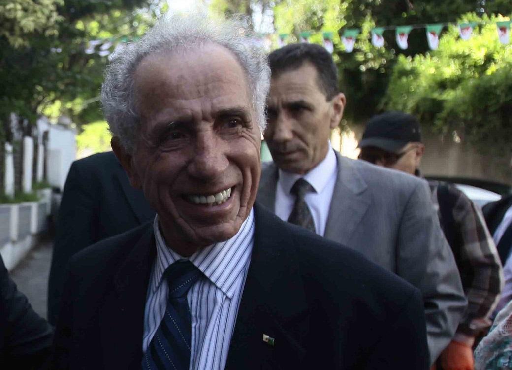 Mohand Amokrane Chérifi. New Press