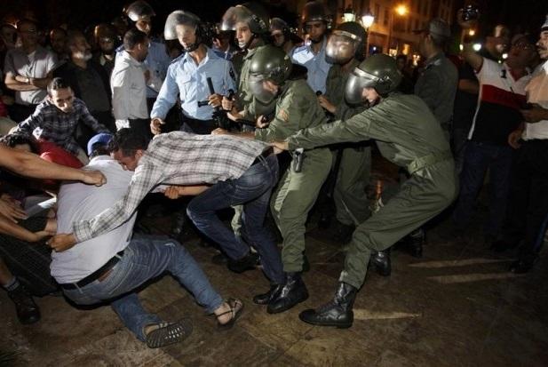 A quand le sursaut salvateur du peuple marocain contre la monarchie prédatrice ? D. R.