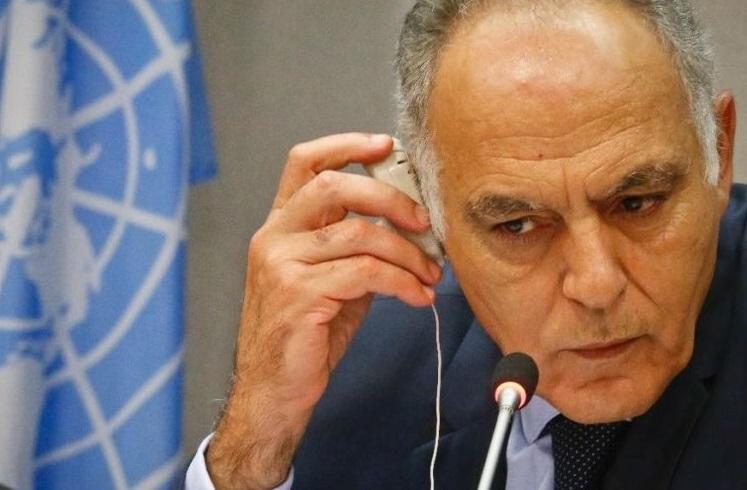 Le ministre des Affaires étrangères marocain, Salah-Eddine Mezouar. D. R.