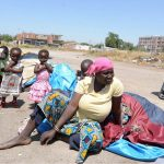 Des migrants nigériens à Alger. New Press