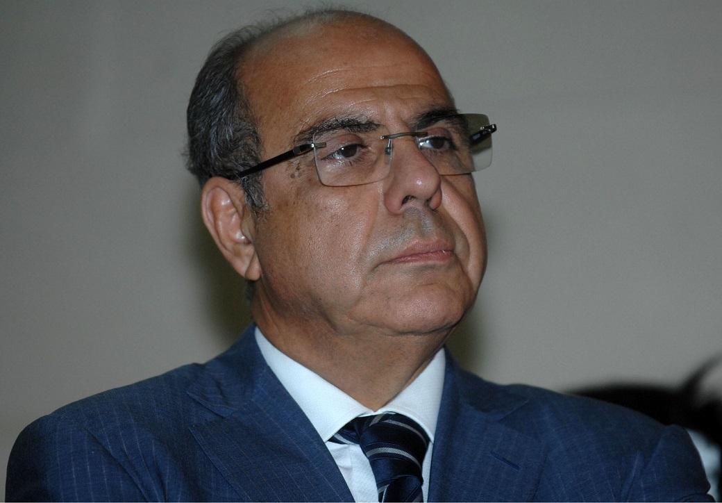 Raouraoua a assuré qu'un «problème de communication» était à l'origine de la démission du sélectionneur. D. R.