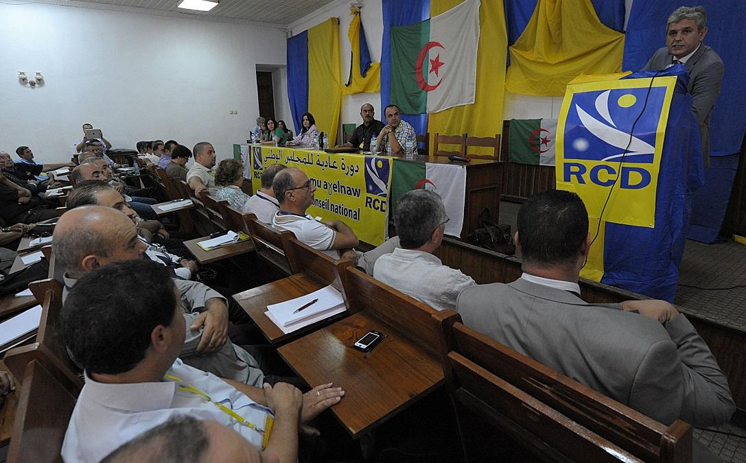 Le RCD craint une révolte populaire. New Press