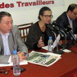 Le PT appelle à une «dépollution» du climat politique. New Press
