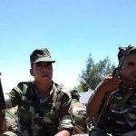 Des soldats de l'armée sahraouie. D. R.