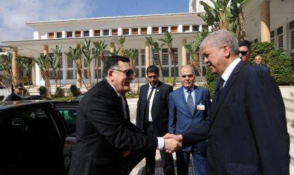 Faïz Serradj à Alger : «L'Algérie a beaucoup donné à la Libye»