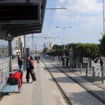 Les travailleurs des tramways sont en grève illimitée depuis trois jours. New Press