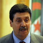 Tayeb Zitouni, ministre des Moudjahidine. New Press