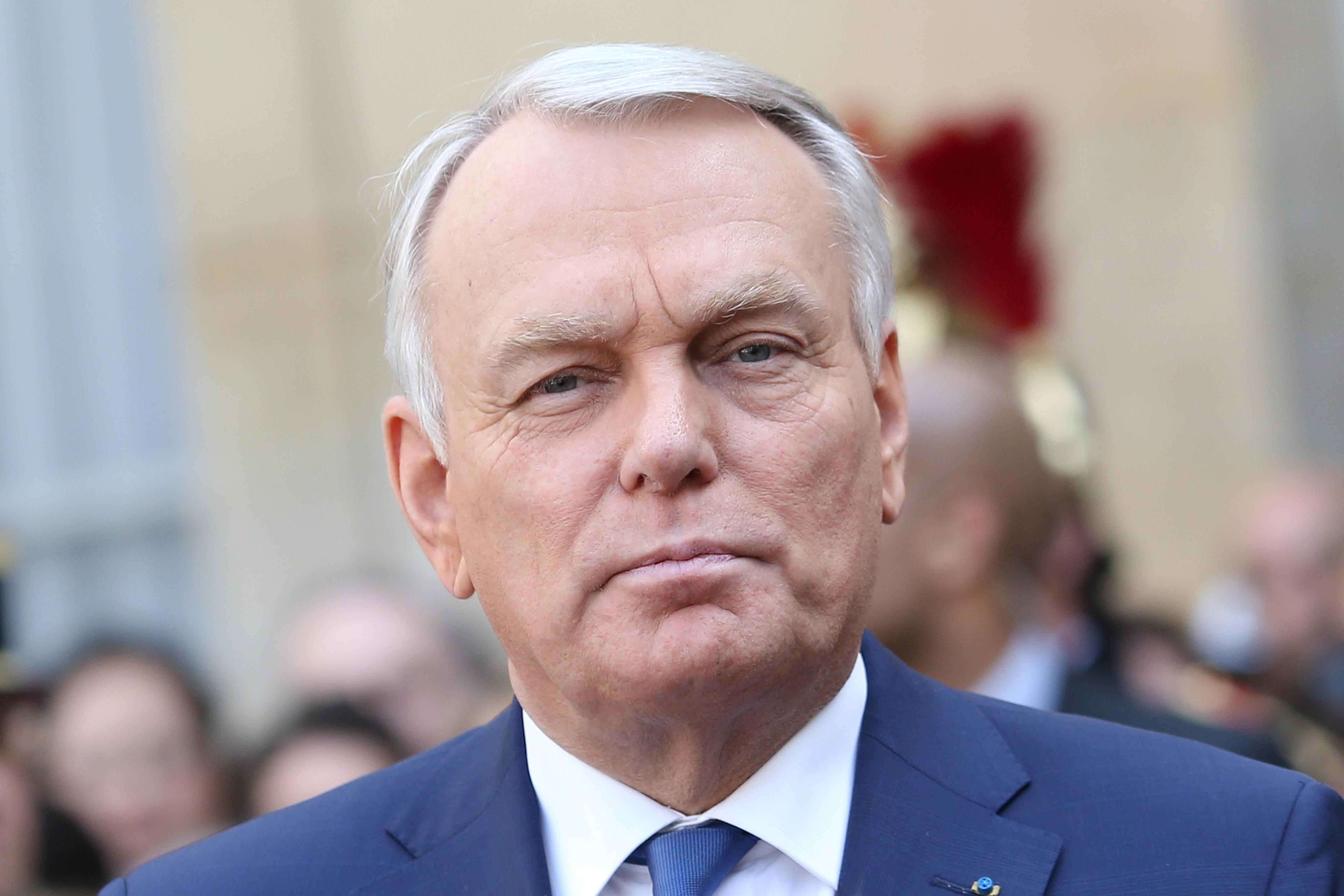 Le ministre français des AE, Jean-Marc Ayrault. D. R.