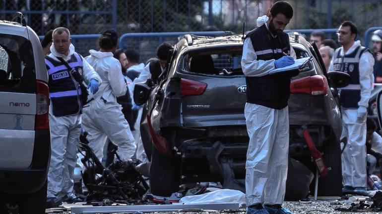 Dix militaires et 16 civils ont aussi été blessés dans cette attaque matinale. D. R.