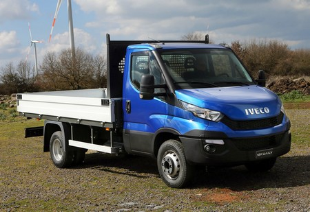 L'Iveco New Daily. D. R.