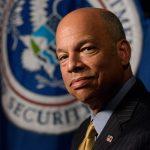 Le ministre de la Sécurité intérieure, Jeh Johnson. D. R.