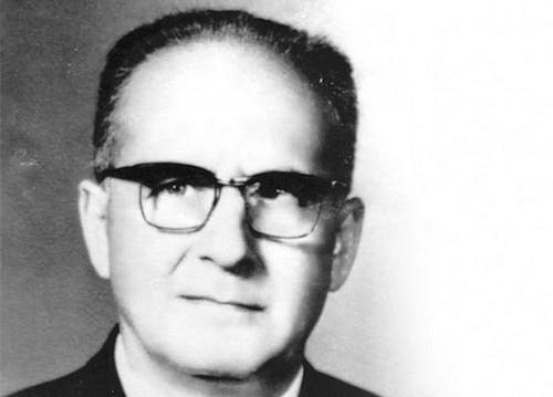 Le penseur Malek Bennabi. D. R.