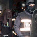 Les dix suspectes voulaient commettre des attentats suicide. D. R.