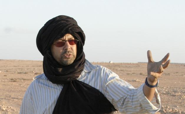 Naâma Asfari est détenu politique depuis 2010 au Maroc. D. R.