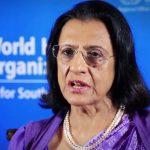 La directrice régionale de l'OMS pour l'Asie du Sud-Est, Dr Poonam Khetrapal Singh. D. R.