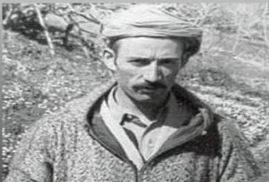 Le colonel Amirouche surnommé par les Français le «Loup de l'Akfadou». D. R.