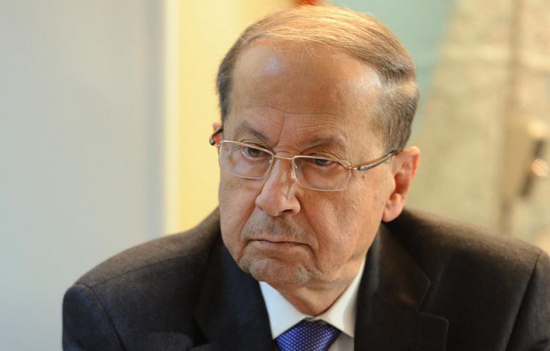 Michel Aoun, futur président libanais. D. R.