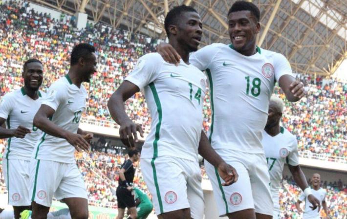 Le Nigéria a créé dimanche une première surprise. D. R.