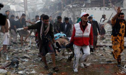 Yémen : plus de 100 morts dans des raids saoudiens