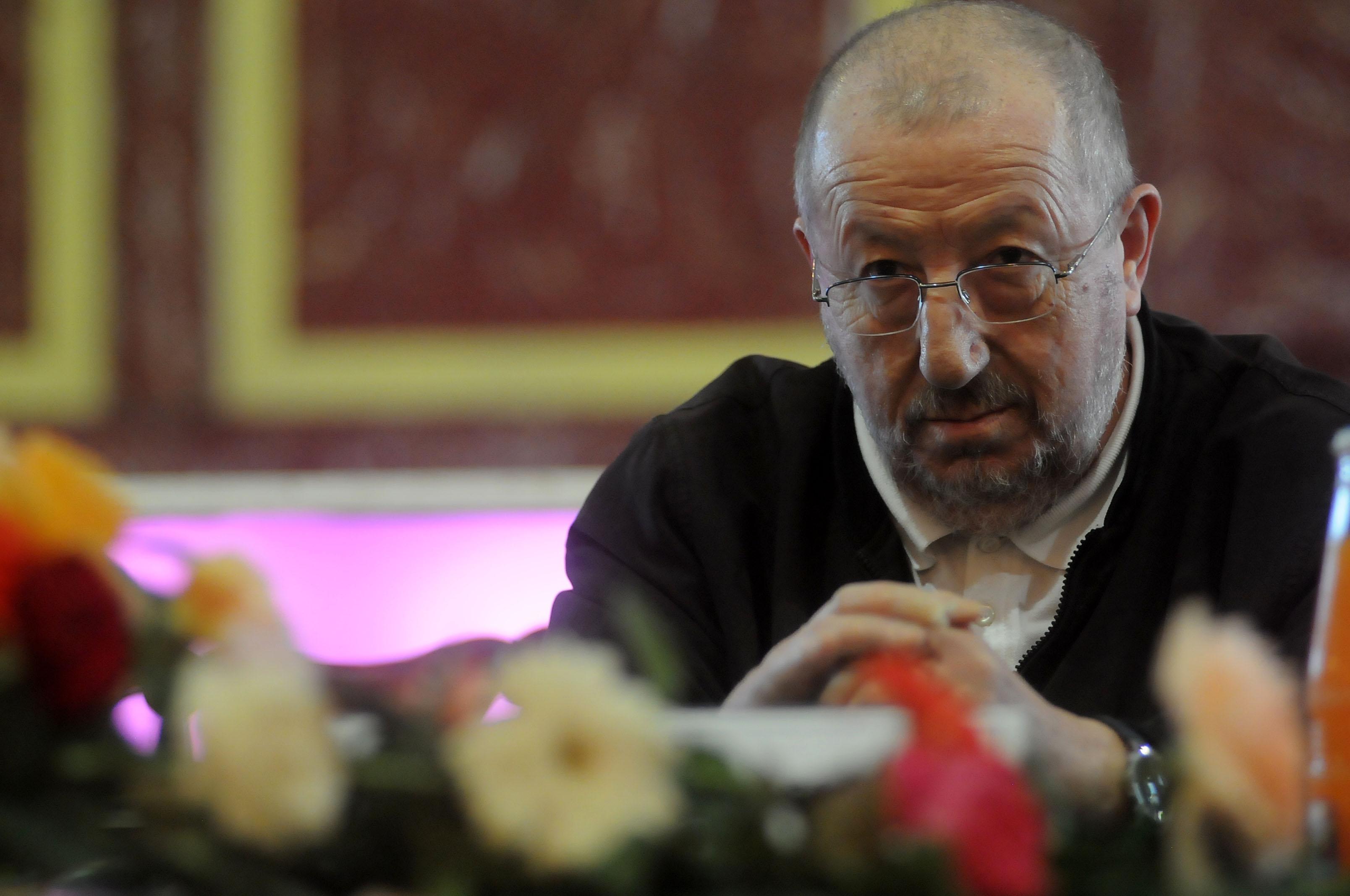 Abdelmadjid Sidi Saïd, secrétariat général de l'UGTA. New Press