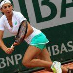 La tenniswoman algérienne, Inès Ibbou. D. R.