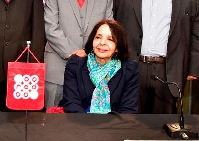 Mme Atika El-Mameri. D. R.