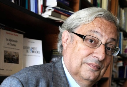 Le politologue Bertrand Badie. D. R.
