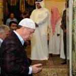 Le sultan d'Ankara en Arabie Saoudite. D. R.