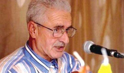 Le maître de la chanson chaâbie Amar Ezzahi nous quitte