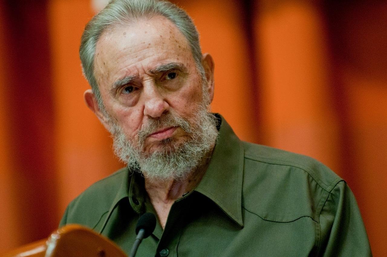 Fidel Castro. D. R.