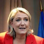 Marine Le Pen. D. R.
