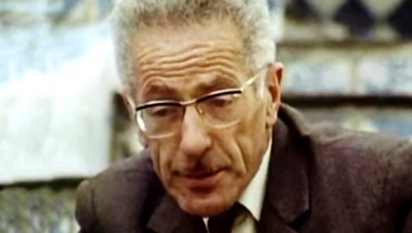 L'écrivain Mouloud Mammeri. D. R.