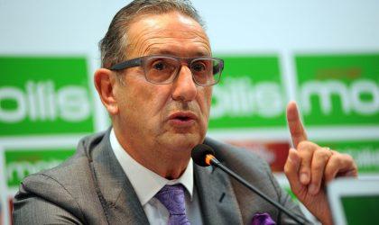 Equipe nationale : Leekens écarte Zeffane et promet une qualification au Mondial-2018
