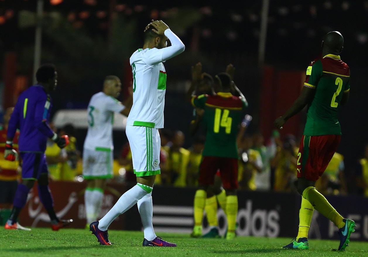 Ghoulam, Boudebouz, Soudani et Ghezzal sont incertains face au Nigeria. New Press