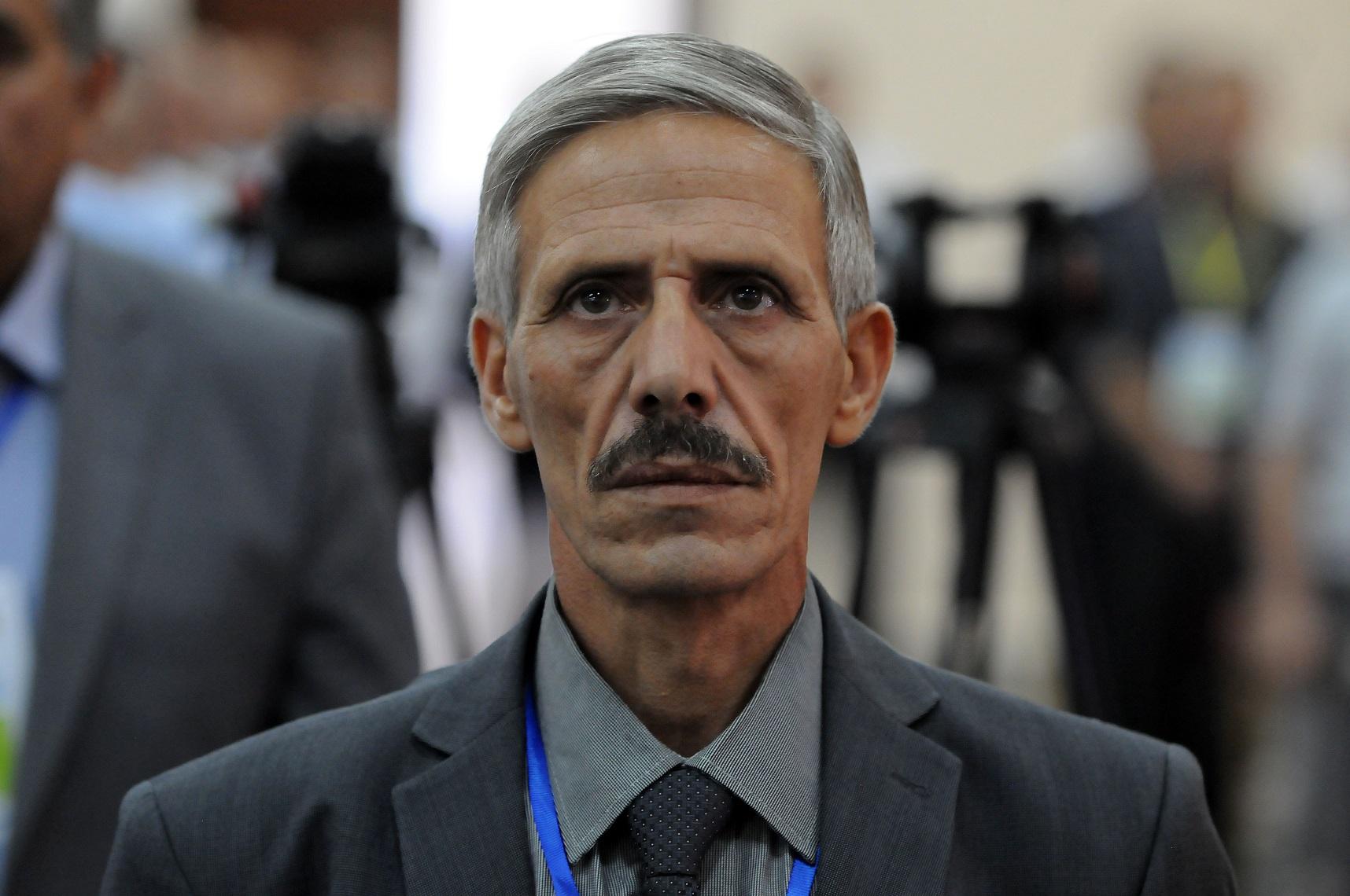 Bouchafa a vivement dénoncé la «violence» qui frappe les élus du FFS. New Press