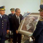 Au commandement des forces aériennes baptisé au nom du colonel Amirouche. D. R.