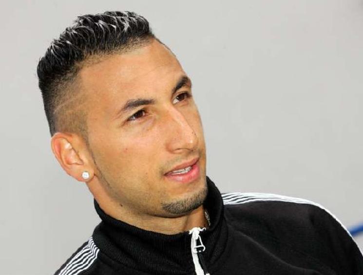 Belhadj a signé un contrat de deux saisons. D. R.