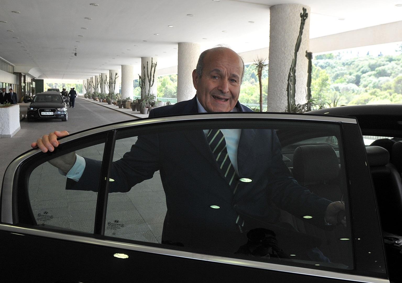 Issad Rebrab. New Press