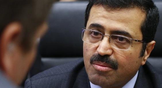 Le ministre de l'Energie du Qatar, Mohammed Saleh al-Sada. D. R.