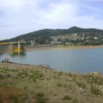 Le barrage de Chafia. D. R.