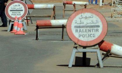 Deux policiers agressés par des citoyens aux Issers